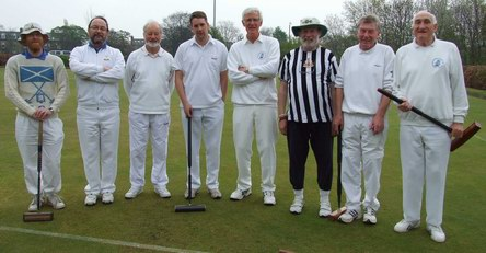 Croquet North v SCA 2008